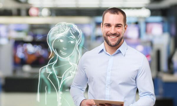 Mit der Außendienst-Software DeDeSales gewinnen Ihre Mitarbeiter im Vertrieb den 360°-Überblick über Kunden und Aufträge.